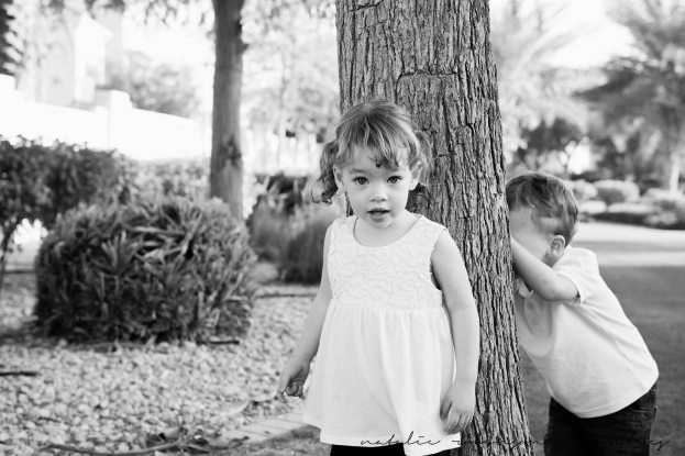 Dawn and Craig family 2015 black and white-163