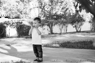 Dawn and Craig family 2015 black and white-55
