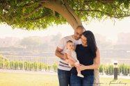 Lene, Wael and Lara for blog-118