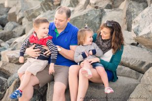 Jennie, Matt, Ben and Maya for web-15