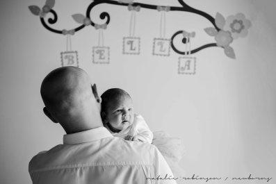 Farheen, Mihir and Bella newborn images-101