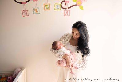 Farheen, Mihir and Bella newborn images-106