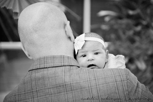 Farheen, Mihir and Bella newborn images-139