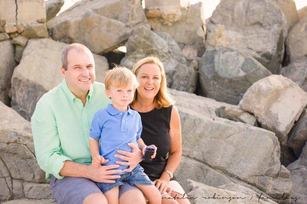 Melissa, Geoff and Jack April 2016-2