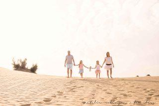 Renae, Steve, Liv and Belle April 2016-16