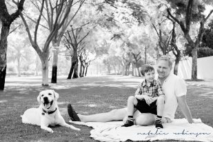 Milly and Simon family images 2016 -17