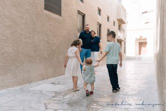 Dubai Bastakiya Family Photoshoot-17