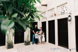 Dubai Bastakiya Family Photoshoot-41