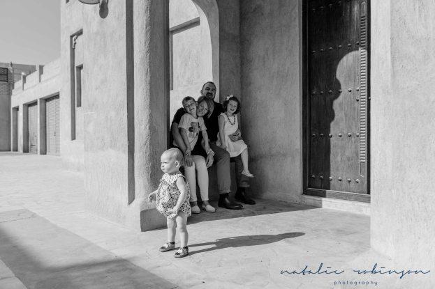 Dubai Bastakiya Family Photoshoot-6