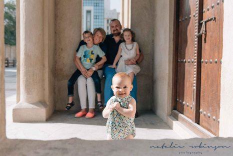 Dubai Bastakiya Family Photoshoot-7