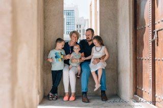 Dubai Bastakiya Family Photoshoot-9