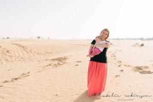 Dubai desert family shoot-122