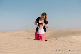 Dubai desert family shoot-128