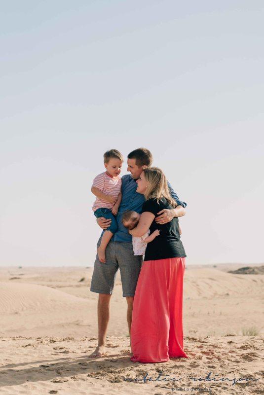 Dubai desert family shoot-234
