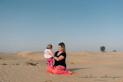 Dubai desert family shoot-26