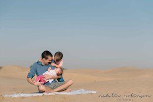 Dubai desert family shoot-70