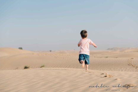 Dubai desert family shoot-98