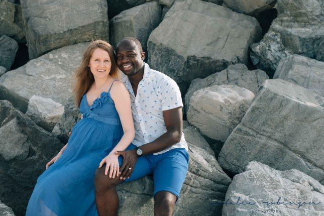 Elena and Brian pregnancy-1