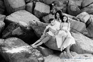 Dubai beach family photoshoot-1