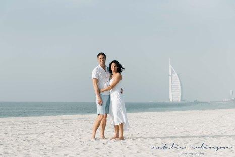 Dubai beach family photoshoot-12
