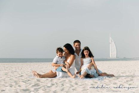 Dubai beach family photoshoot-14