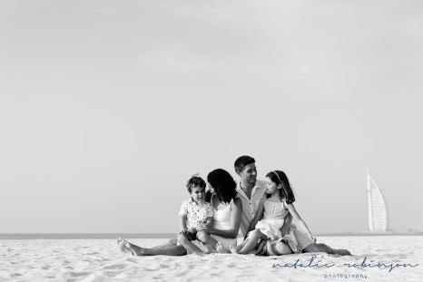 Dubai beach family photoshoot-15