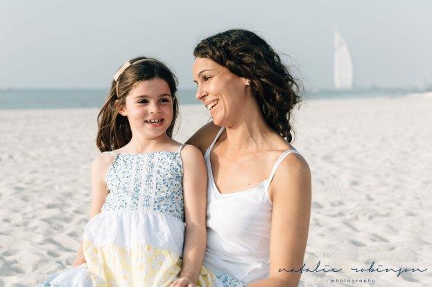 Dubai beach family photoshoot-16