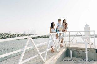 Dubai beach family photoshoot-17