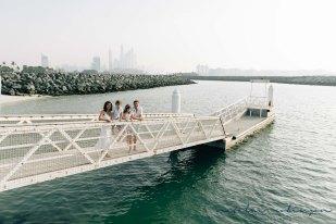 Dubai beach family photoshoot-19