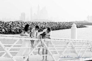 Dubai beach family photoshoot-20