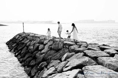 Dubai beach family photoshoot-22