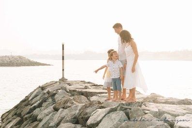 Dubai beach family photoshoot-23