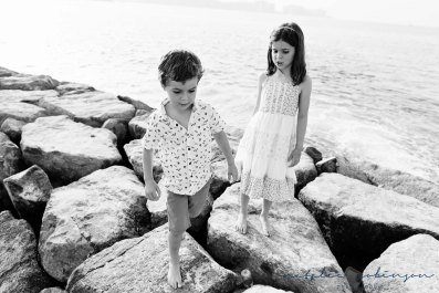 Dubai beach family photoshoot-24
