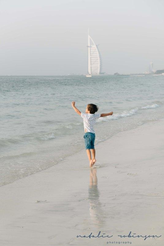 Dubai beach family photoshoot-40