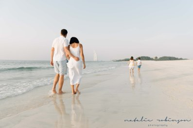 Dubai beach family photoshoot-42