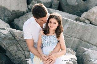 Dubai beach family photoshoot-7